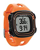 Garmin Forerunner 10 GPS Running, Arancione/Nero