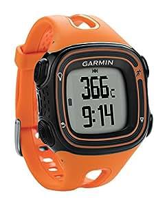 Garmin Forerunner 10 – Montre de running avec GPS intégré – Orange