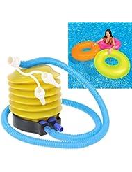 Pompe de pied Gonfleur à air Portable Inflateur de ballon de Piscine / Mariage / Fête