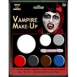 Kit de maquillaje de vampiro Davies 11583 para Halloween