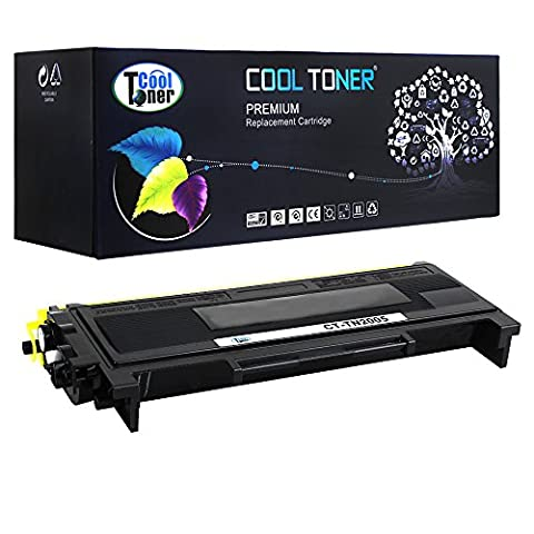 Cool Toner 1500 feuilles Compatible TN2005 TN 2005 TN-2005 pour Brother HL-2035 2037 2035R