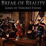 Game of Thrones Theme (Cello Cover)