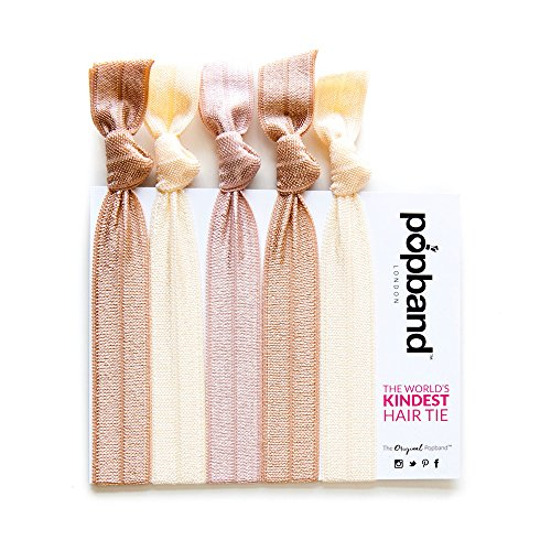 PopBand - 5er-Pack Haarbänder - BLOND