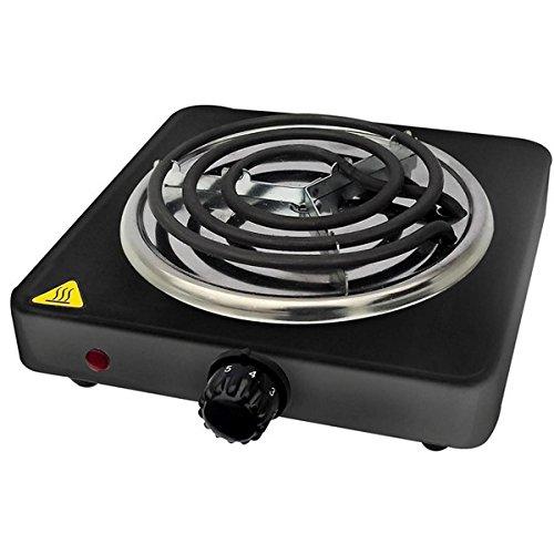 Single-coil-brenner (Dominion d93525Single-Coil Brenner, 1000-watt, schwarz)