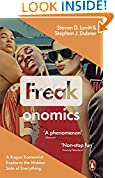 #5: Freakonomics: A Rogue Economist Explores the Hidden Side of Everything