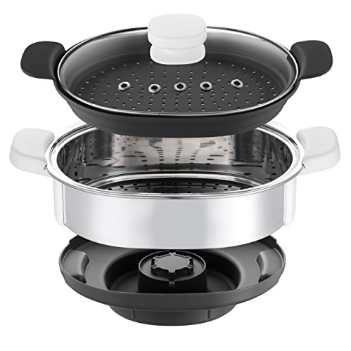 Krups XF552D Prep and Cook Steamer Insert