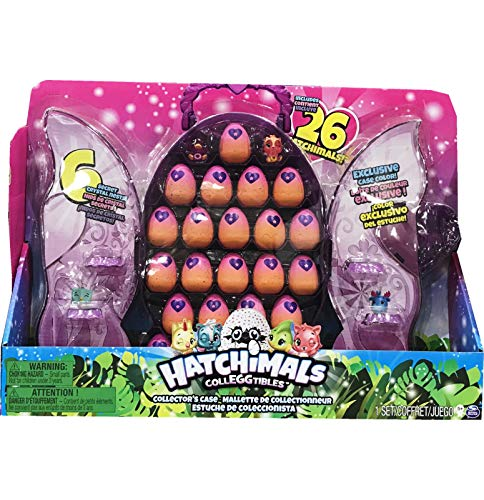 Hatchimals CollEGGtibles Set  Estuche De Colección Con 2 Hatchimals...