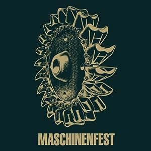 Various Maschinenfest - The 10th Anniversary Jubilee Celebration Present 2008