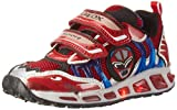 Geox Boys' J Shuttle B Low-Top Sneakers