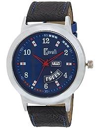 Cavalli Analogue Blue Dial Men's & Boy's Watch - Cs2693