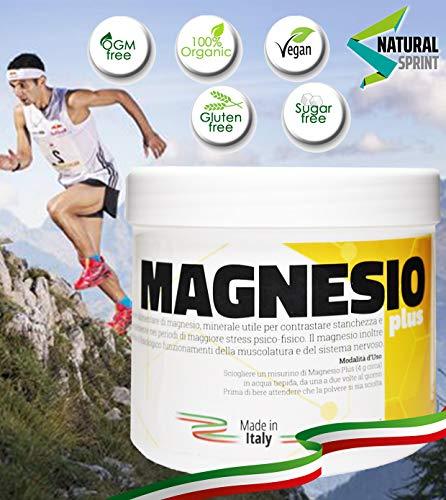 Zoom IMG-2 magnesio plus integratore cloruro acido
