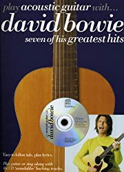 Partition : Play Acoustic Guitar With David Bowie + CD