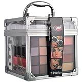 Gloss! Make-up Schminkkoffer - City Beauty Case - 36 teiliges, 1er Pack (1 x 720 g) Geschenk-Box - Make-up Kit