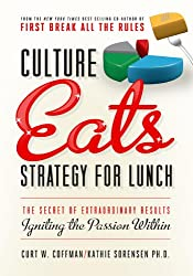 Culture Eats Strategy for Lunch: The Secret of Extraordinary Results, Igniting the Passion Within (English Edition)