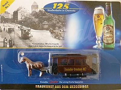 Straßenbahn-Modell - Einsiedler Brauerei Nr. 1 - Pferdebahn von Unbekannt