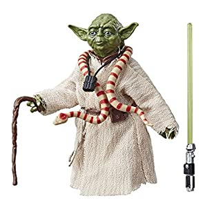 Star Wars - Figura de Yoda de Star Wars Black Series (Hasbro E4043ES0)