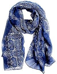 Echarpe Foulard Long Doux Mode Chaud Automne Hiver pour Femmes