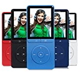 MP3 Player, FecPecu 80 Hours Playback 8GB Music - Best Reviews Guide