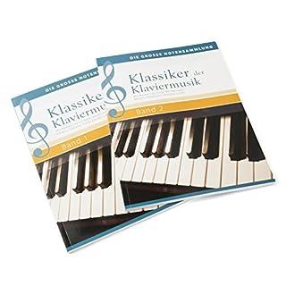 Klassiker der Klaviermusik 2 Bände