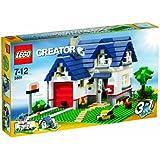 LEGO - 5891 - Jeu de Construction - LEGO Creator - La Maison de Campagne