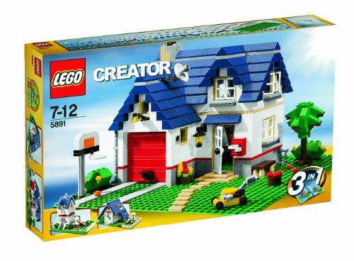 LEGO Creator 5891 - Haus mit Garage