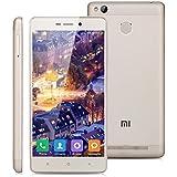 Xiaomi Redmi 3 Pro oro 3GB RAM + 32GB ROM Original GOLD sistemas Multilingua 5,0 pulgadas HD 4G LTE Smartphone Qualcomm Snapdragon 616 Octa Core sensor impresiones dactilares fringerprint