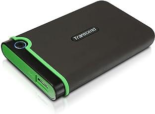 Transcend StoreJet 25M3 2.5-inch 1TB External Hard Drive