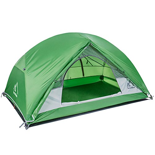 Version Améliorée Tente de Camping Terra Hiker,...