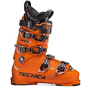 TECNICA Herren Skischuhe orange 27 1/2