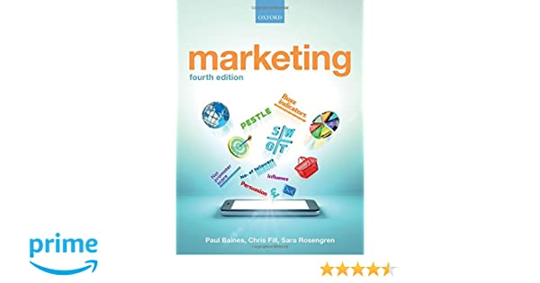 Marketing amazon paul baines chris fill sara rosengren marketing amazon paul baines chris fill sara rosengren 9780198748533 books fandeluxe Image collections