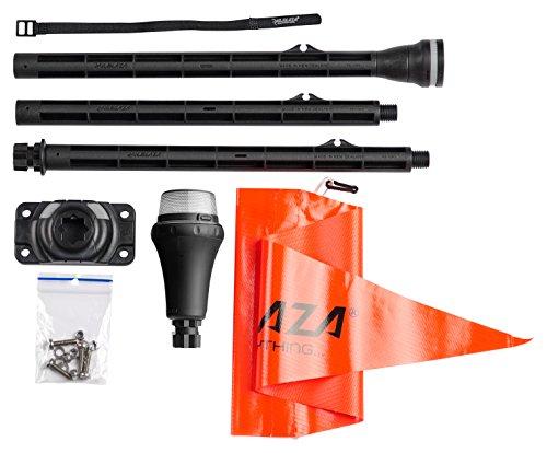 Railblaza Kajak II Sichtbarkeit-Kit-Schwarz (Wasserdichte Lichter Kajak)