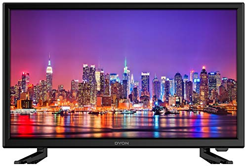 fernseher 26 zoll Dyon Live 22 Pro 54,6 cm (21,5 Zoll) Fernseher (Full-HD, Triple Tuner, DVB-T2 H.265 /HEVC)