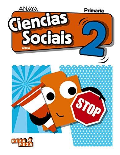Ciencias Sociais 2. (Peza a Peza) por Mª del Carmen Aguilar Mendoza