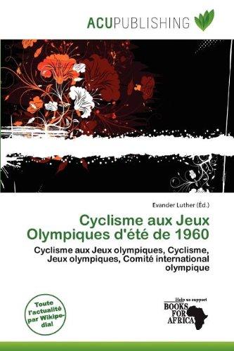 Cyclisme Aux Jeux Olympiques D' T de 1960