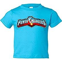 Camiseta niño Power Rangers héroes