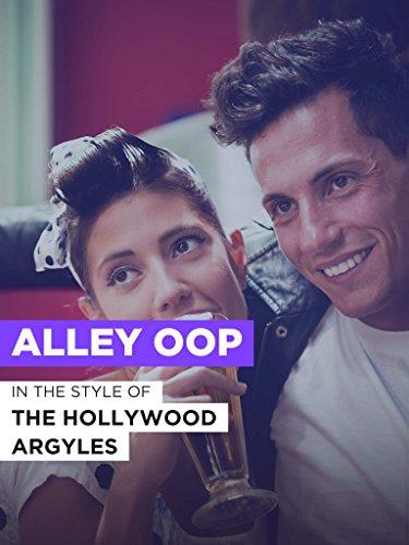 """Alley Oop im Stil von \""""The Hollywood Argyles\"""""""
