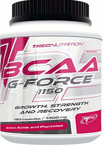 Preisvergleich Produktbild Anabolic BCAA G-Force - Ultimate Growth,  Strength And Recovery Formula - TrecNutrition (90c)