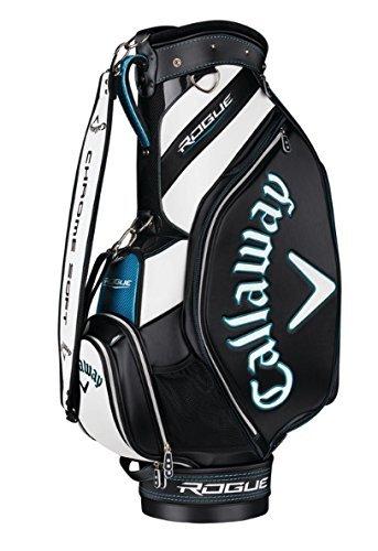 Callaway Unisexe Rogue Personnel chariot Sac de club de golf, Noir/blanc, taille unique