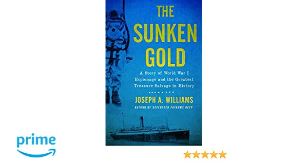 The Sunken Gold: A Story of World War I Espionage and the