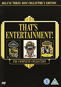 Thats Entertainment Parts 1, 2 and 3 [Import anglais]