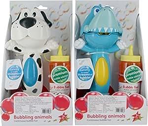 2.Hamleys Bubbling Animals