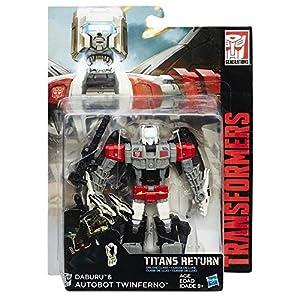 Transformers - Generations Deluxe twinferno (Hasbro C0272ES0)