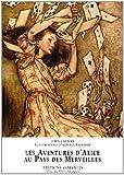 aventures d'Alice au pays des merveilles (Les) | Carroll, Lewis. Auteur