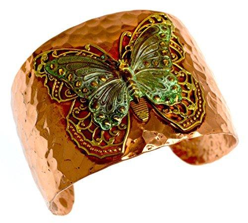 forjado-cobre-y-acabado-en-laton-termita-mariposa-con-filigrana-cuff-pulsera