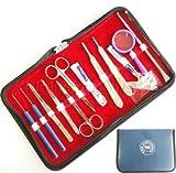 YNR PREMIUM disección Juego Médico Lab Anatomía Set quirúrgico Examen Diagnóstico Biología Estudiante Lab Kit CE