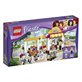 #3: Lego Friends Heartlake Supermarket, Multi Color with Free Santa's Visit