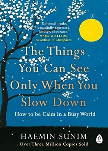 The Things You Can See Only When You Slow Down por Sunim Haemin