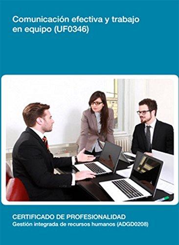 Libro Formación de equipos efectivos de trabajo