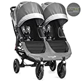 Baby Jogger City Mini GT Stroller - Double, Steel Grey
