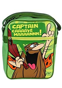CAPITAINE CAVERNE - Hanna-Barbera - Sacoche Capitaine Caverne